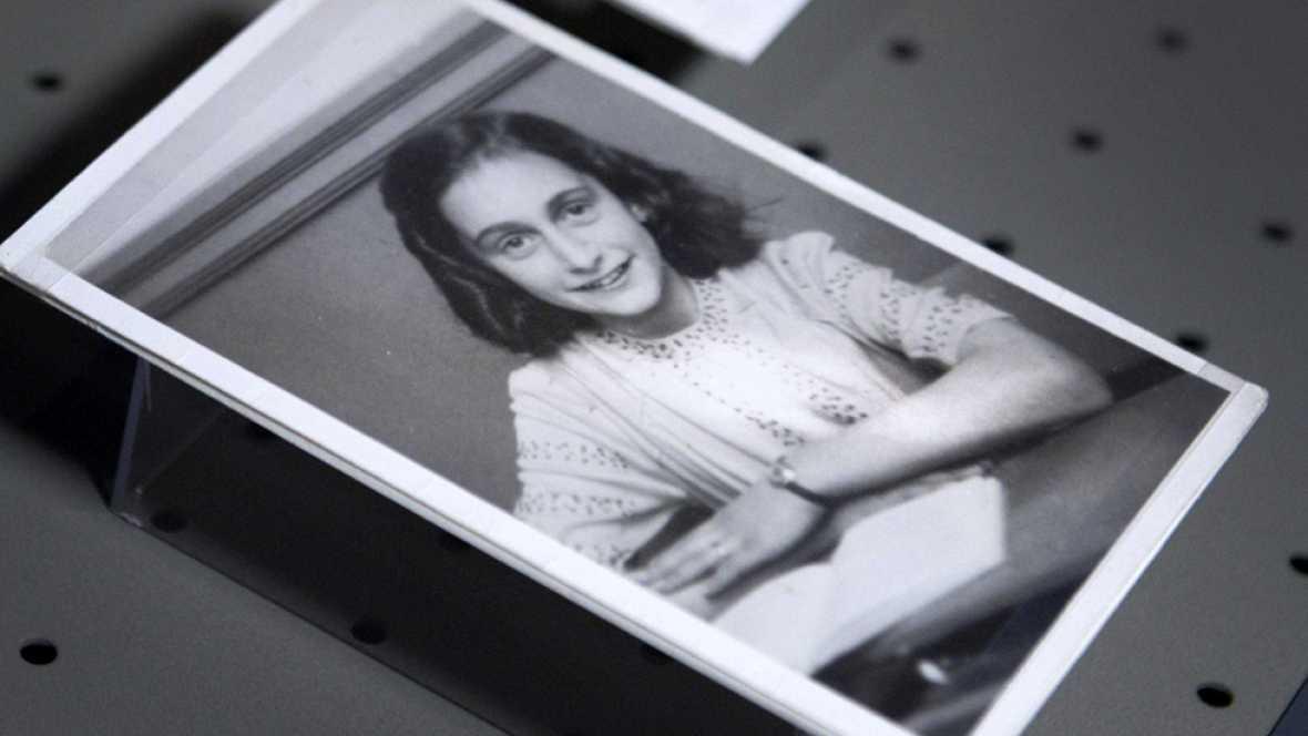 Se cumplen 70 años de la publicación del 'Diario de Anna Frank'