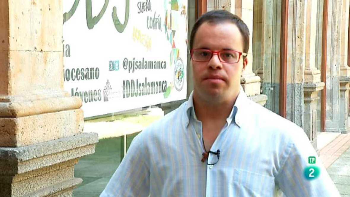 Testimonio - Fe y Luz, el testimonio de personas con discapacidad - ver ahora