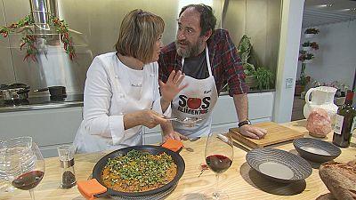 SOS Alimentos (Karra al rescate) - Alicante - ver ahora