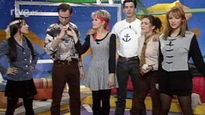 Clip Clap Vídeo - 13/01/1995