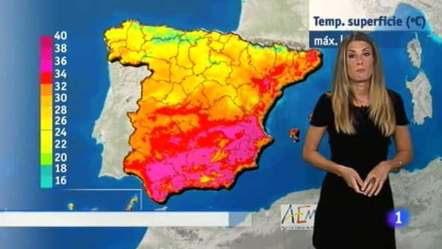 El tiempo en Extremadura - 26/06/17