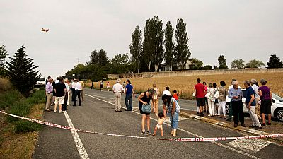 Más de 2.000 personas han sido desalojadas del entorno de Doñana