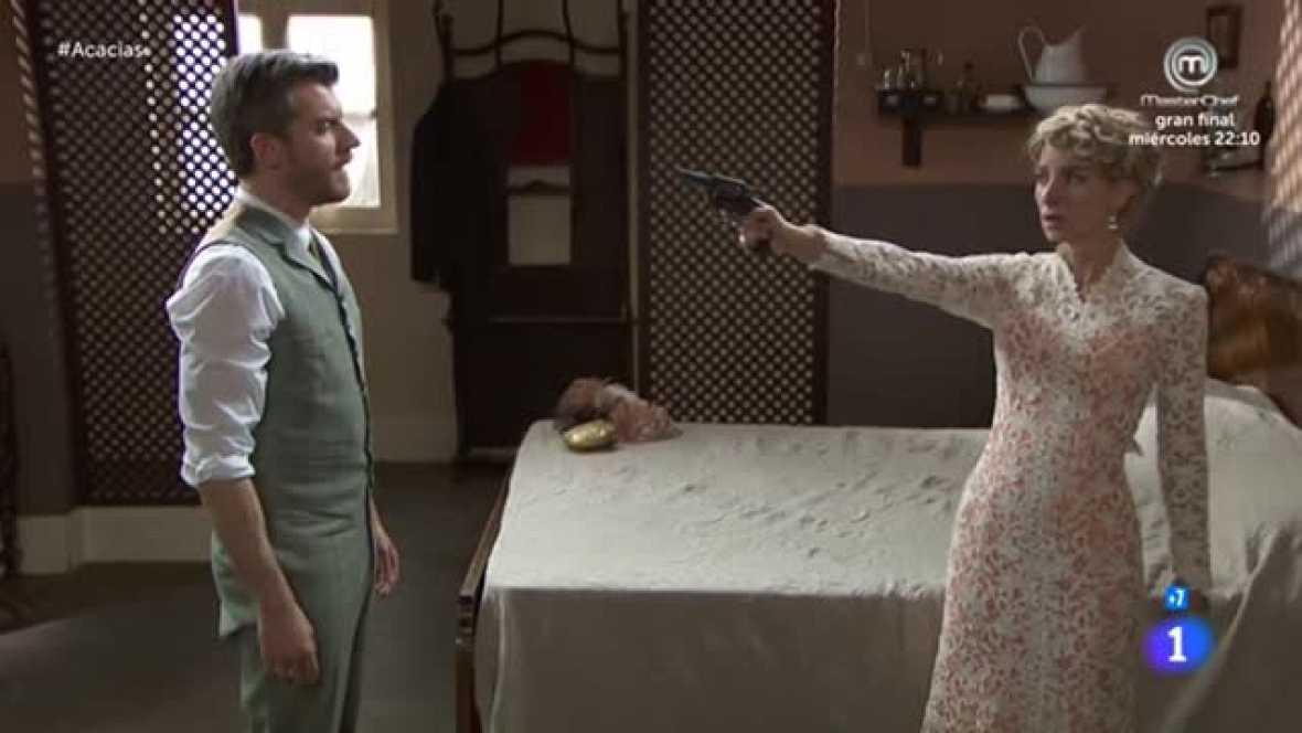 Acacias 38 - ¿Habrá matado Cayetana a Mauro?