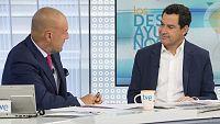 Los desayunos de TVE - Juan Manuel Moreno, presidente del PP de Andalucía - ver ahora