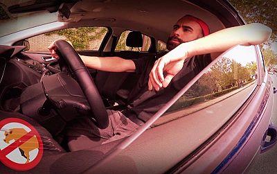 'El Cabestro' - Posturas al volante