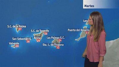 El tiempo en Canarias - 27/06/2017