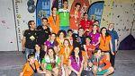 Primer Campeonato de España de Escalada en Bloque Juvenil. 25 de junio 2017.