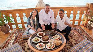 Me voy a comer el mundo: Egipto