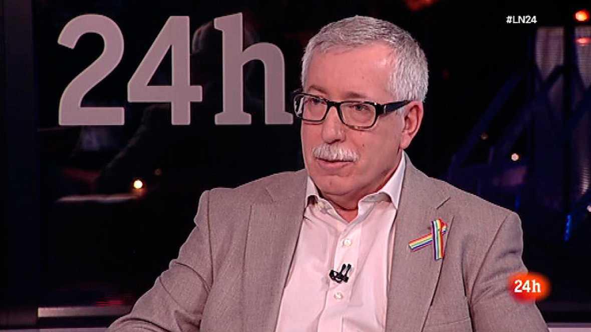 """Toxo: """"España tiene que abordar una reforma del Estatuto de los Trabajadores"""""""