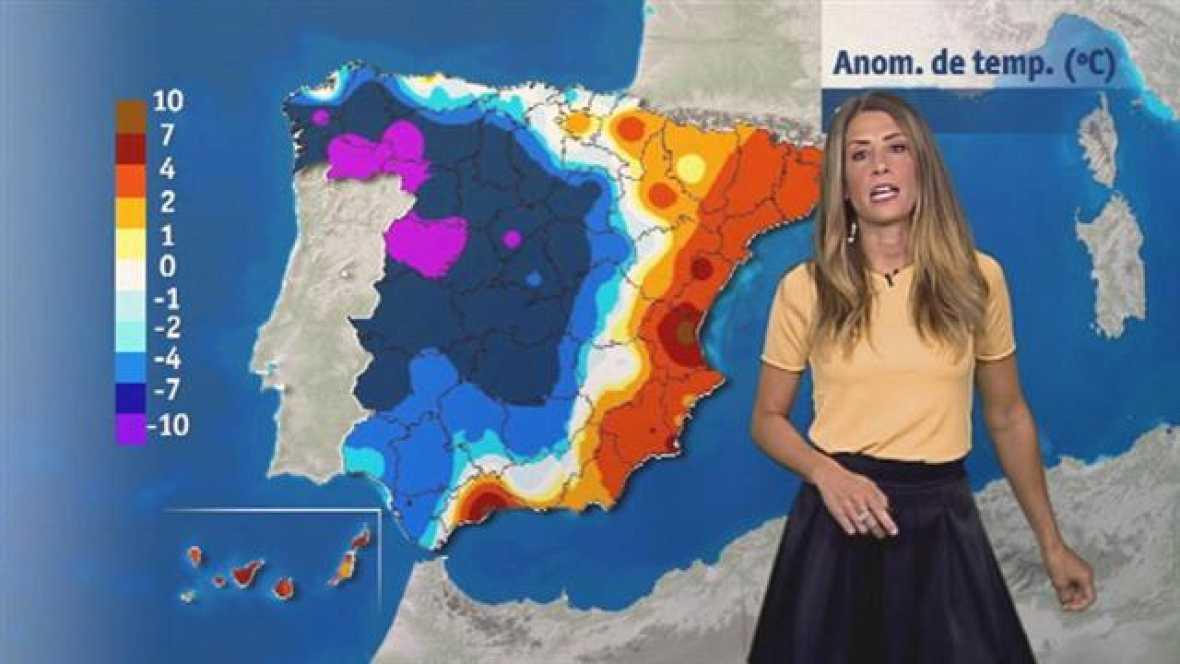 El tiempo en Canarias - 28/06/2017