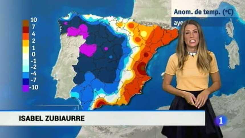 El tiempo en Extremadura - 28/06/17