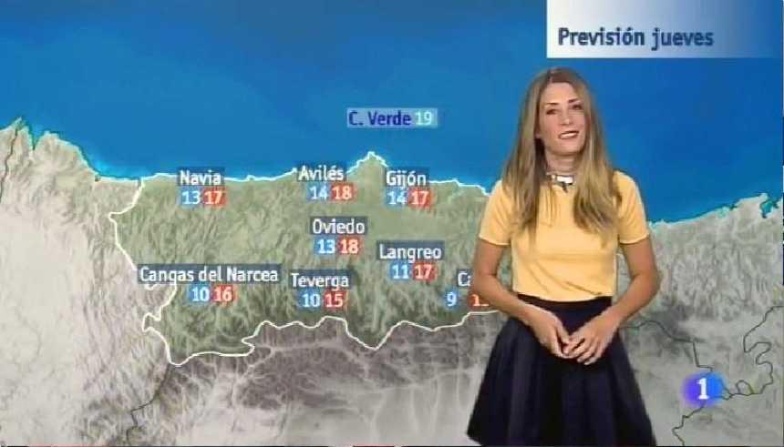 El tiempo en Asturias - 28/06/17