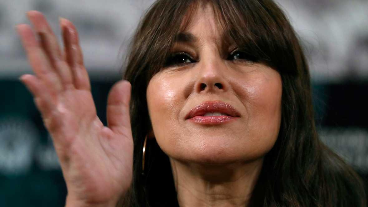 Monica Bellucci se sumerge ahora en el universo de Emir Kusturika en la película 'En la vía láctea'.