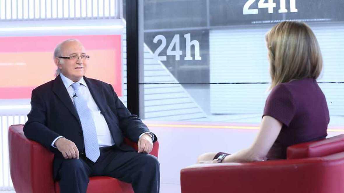 La tarde en 24 horas - Entrevista - 29/06/17 - ver ahora