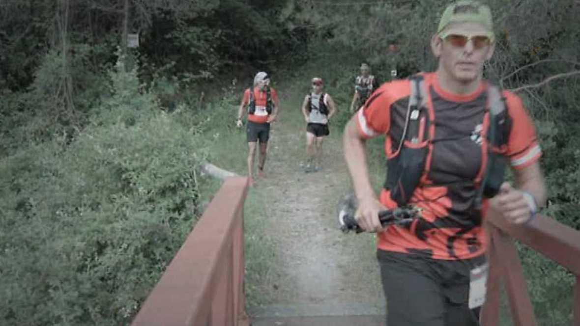 Carrera de montaña - Challenge 'La magia de los Pirineos' Gran Trail de Sobrarbe - ver ahora