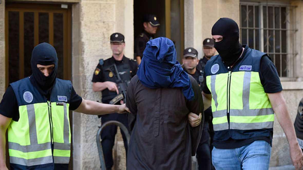 Prisión sin fianza para los cuatro yihadistas detenidos en Mallorca