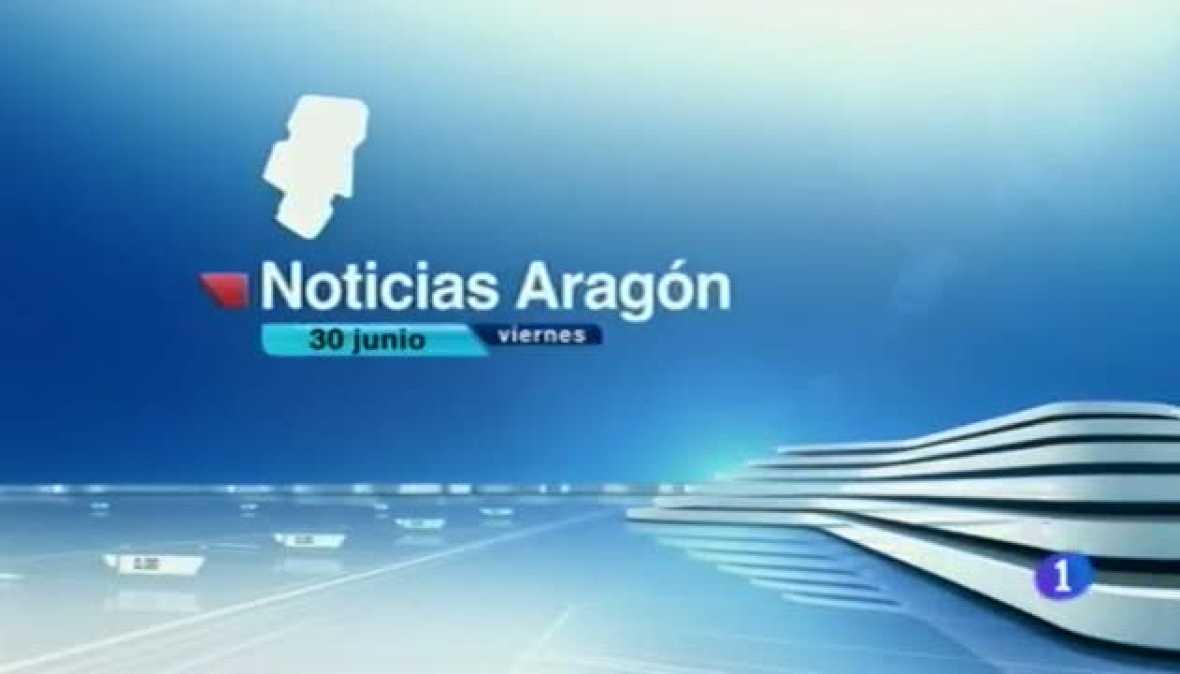 Aragón en 2' - 30/06/2017