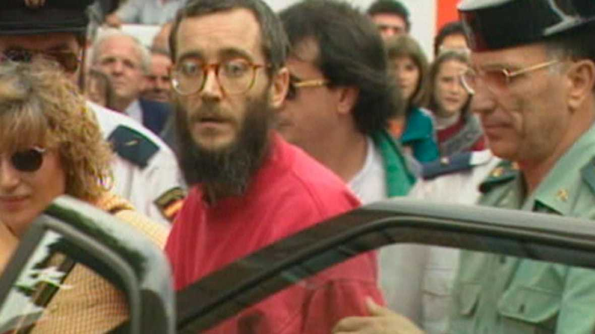 TVE habla con los guardias civiles que liberaron a Ortega Lara de su cautiverio a manos de ETA