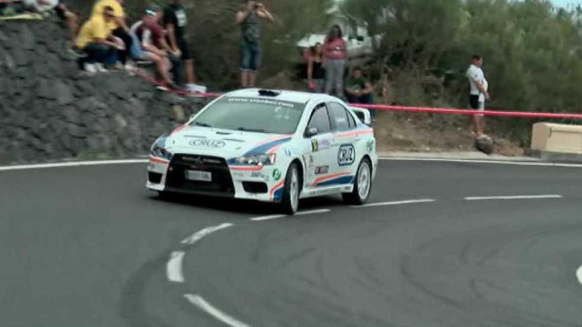 Automovilismo - Campeonato de España de Rallyes de montaña 'Subida a Tamaimo' - ver ahora