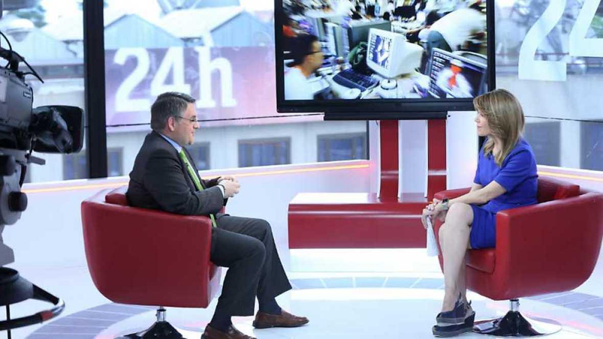 La tarde en 24 horas - Entrevista - 30/06/17 - ver ahora