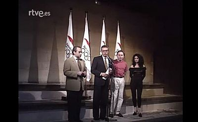 Arxiu TVE Catalunya - Barcelona Olímpica - 04/07/1992