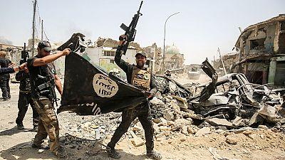 El ejército iraquí está a punto de arrebatar Mosul al Estado Islámico