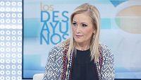 Los desayunos de TVE - Cristina Cifuentes, presidenta de la Comunidad de Madrid - ver ahora