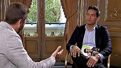 Videoencuentro americano con el periodista, empresario y escritor Ismael Cala