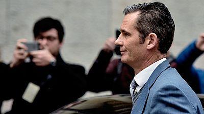 La Fiscalía pide aumentar la pena a Urdangarin hasta 10 años de cárcel