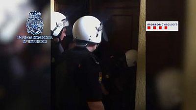 La policía libera en Toledo a un empresario secuestrado en Lloret de Mar