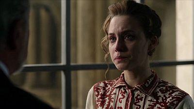 El Ministerio del Tiempo - Amelia renuncia al Ministerio y elige a su familia