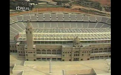 Arxiu TVE Catalunya - Barcelona Olímpica - 05/04/1992