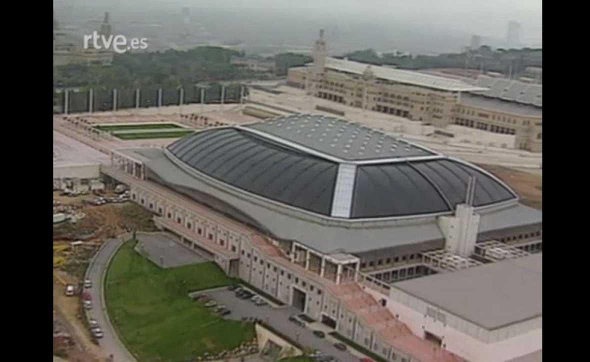 Arxiu TVE Catalunya - Barcelona Olímpica - 11/07/1992