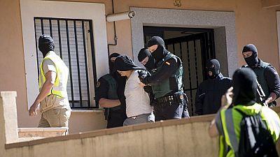 Detenido en Collado Mediano (Madrid) un hombre vinculado al aparato de propaganda de Daesh