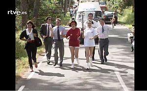 Voluntaris de la torxa olímpica