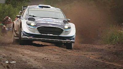 WRC - Campeonato del Mundo. Rally de Polonia. Resumen - ver ahora