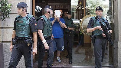 Otra quincena de personas más han sido arrestadas en Italia y Alemania en la operación Camorra