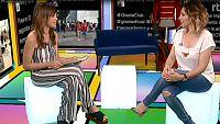 Vuelve a ver el videoencuentro del casting de OT en Bilbao con Gisela