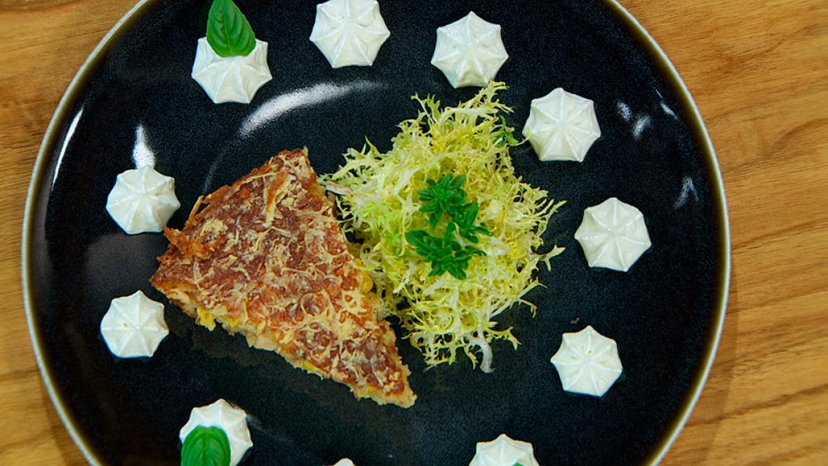 Torres en la cocina - Pastel de pollo con maíz