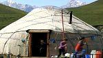 Unidos por el Patrimonio - La Yurta (Kirguistán Kazajistán)