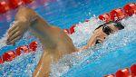 La segunda parte del nadador Marc Sánchez