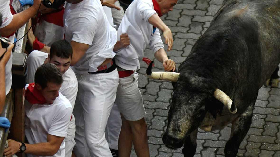 El dueño de los Cebada Gago, Salvador Cebada asegura que Un toro ha salido desde el principio marcando