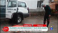 Barranquismo mortal en el Jerte