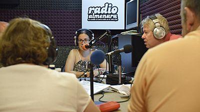 Radio Tarumba, el programa de radio hecho por pacientes con enfermedades mentales