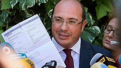 El expresidente de Murcia, Pedro Antonio Sánchez, se sentará en el banquillo por el caso Auditorio