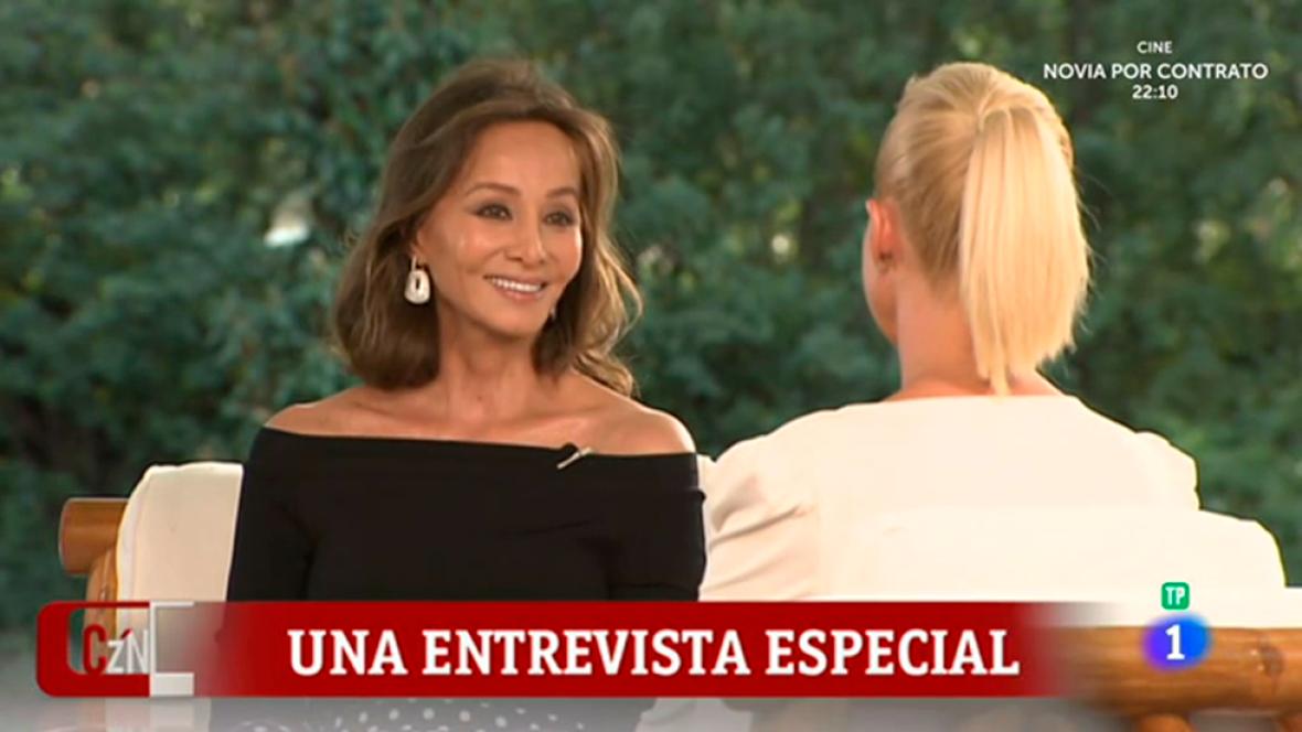 """Corazón - Isabel Preysler: """"Me gusta ver 'Corazón'"""""""
