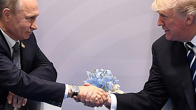 Putin niega ante Trump injerencias rusas en las elecciones de EE.UU.
