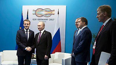 Se clausura la cumbre del G-20
