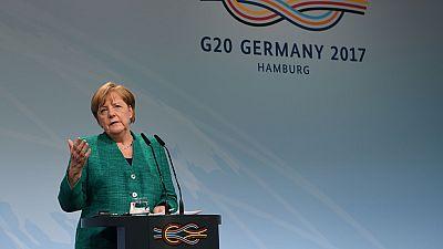 Trump se desmarca del acuerdo climático en un G20 unánime a favor del libre comercio