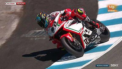 Motociclismo - Campeonato del Mundo Superbike. Superpole prueba Laguna Seca (EEUU) - ver ahora